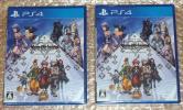 1円~★PS4 キングダム ハーツ HD 2.8 ファイナルチャプタープロローグ 新品未開封  2本セット 送料無料