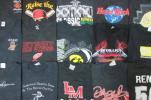 USA古着卸ブラックTシャツ15枚セット福袋サイズLベール黒フリマまとめ売り90sビンテージReebok業販アメリカ輸入CHASE AUTHENTICS半袖ナイキ