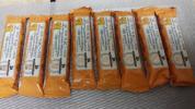 送料込★糖質制限 低糖質 オレンジ ダークチョコレート8本