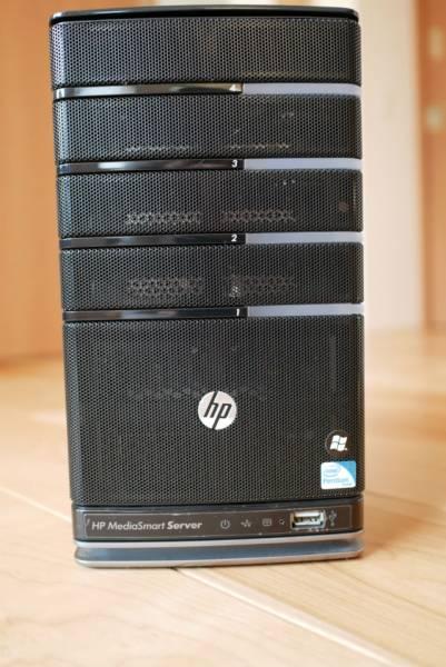 HP MediaSmart Server EX490 ジャンク品