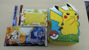 3DS LLピカチュウイエロー&サン・ムーンWパック 豪華特典セット