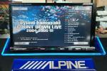 アルパイン HDDナビ VIE-X075B Bluetooth 地デジ TUE-T310
