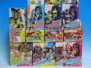 仮面ライダーエグゼイド LVURシリーズ LVUR01~LVUR10 セット