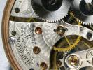 WALTHAM 見応えのあるムーブ 懐中時計 16s 1928年