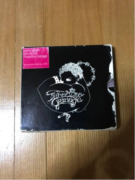 レア廃盤LARRY LEVAN Live At Paradise Garage dj Spinna muro
