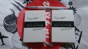 ◆JAL SKY SUITEⅢ Debut ! メモ帳◆2個セット、新品 非売品