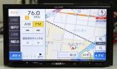 〒イクリプス AVN-G03 2013年地図 フルセグ 【ジャンク】◆C5299