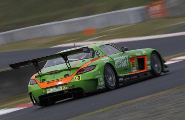 現役スーパーGT参加車両!「SLS-AMG/GT3カー」完全完動車両売切り_画像2