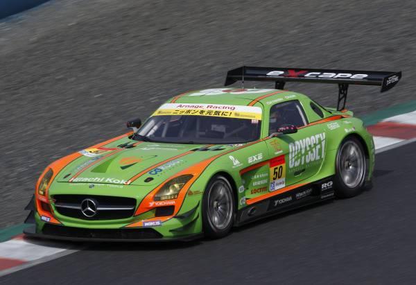 現役スーパーGT参加車両!「SLS-AMG/GT3カー」完全完動車両売切り_画像1