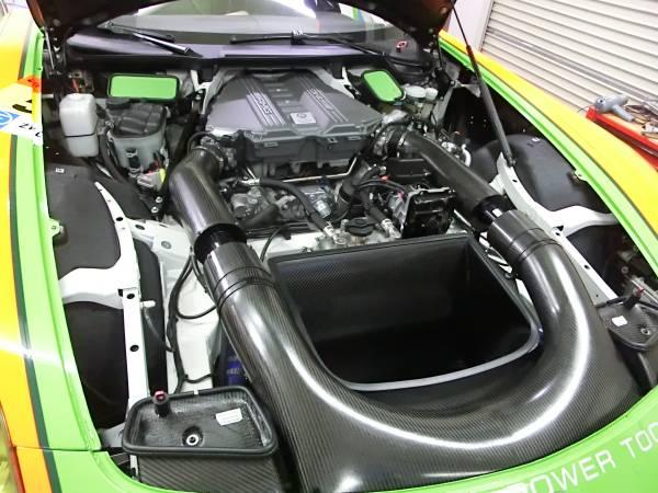 現役スーパーGT参加車両!「SLS-AMG/GT3カー」完全完動車両売切り_画像8