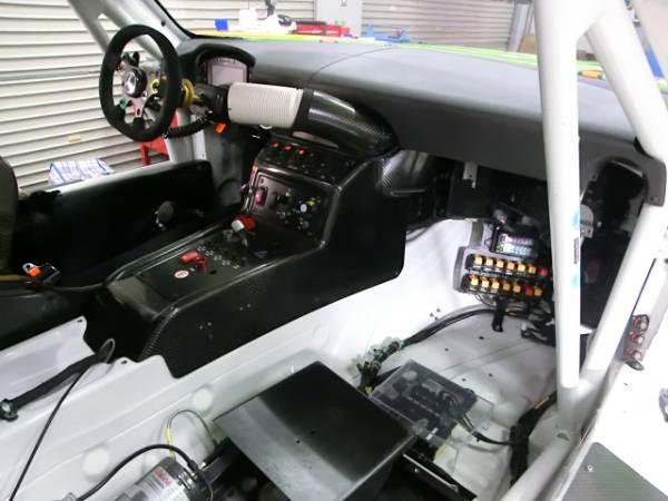 現役スーパーGT参加車両!「SLS-AMG/GT3カー」完全完動車両売切り_画像5