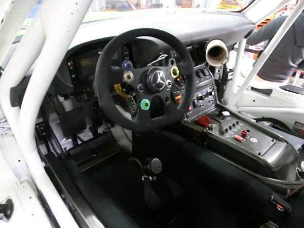 現役スーパーGT参加車両!「SLS-AMG/GT3カー」完全完動車両売切り_画像4