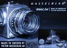 【時代縁】 スエーデン製HASSELBLAD 500C/Mカメラ