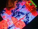 【香雪】最高傑作!◆巨匠『岩田専太郎』極上雲海桜銀彩友禅本振袖◆