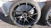RAYSレイズWALTZ S5 鍛造WRX S4,レヴォーグ