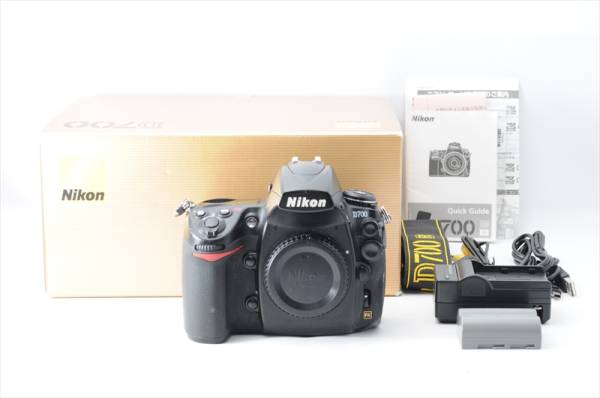 Nikon D700 ボディ 綺麗な状態です 6519