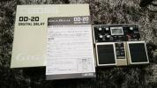 【ギターエフェクター】BOSS DD-20 DIGITAL DELAY【ディレイ】