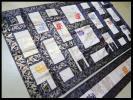 ◆金襴 蓮文様 七条袈裟 横被付◆法衣装束金襴打敷僧侶衣装
