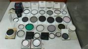 Kenko/RICOH/MARUMI/PENTAX他 カメラ レンズ フィルター まとめ 大量セット 現状品