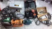 マキタ電動カンナ 充電ドリル等 電動工具多数 電動工具いろいろ