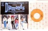 EP プリンセス・プリンセス/ダイアモンド PRINCESS PRINCESS/DIAMONDS 89年 希少盤