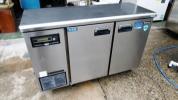 ダイワ 2ドア 冷凍冷蔵コールドテーブル 4141S 1200x450x800