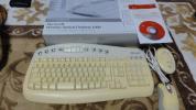 ●マイクロソフト ワイヤレス キーボード マウス セット Wireless Optical Desktop 1000 B5Q-00040●