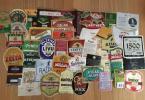 ヴィンテージラベル 海外ラベルビールラベル50枚 紙モノ 味