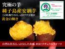 お試し価格!無農薬有機栽培!種子島産安納芋SSサイズ5キロ