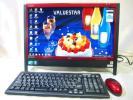 ★美品のセット!!★Windows7 SP1/Corei5/メモリ4GB/ブルーレイドライブ/地デジ/WiFi★VN770/B★DtoD有/HDDも1TB/大画面液晶の一体型!!