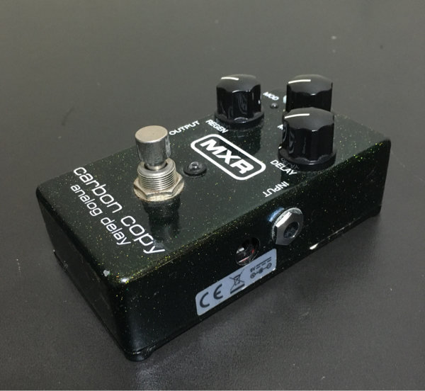 ★☆【完動品】MXR carbon copy analog delay 中古品☆★