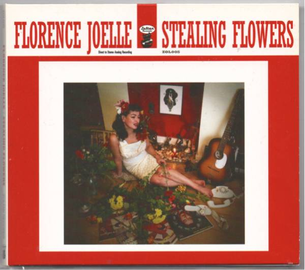 Florence Joelle/名盤/ネオロカ/ガレージロック/ネオスウィング