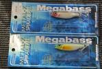 ◆未使用品◆メガバス メタルX スパイラルフォール 2個組 ?