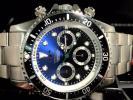 新品テクノス TECHNOS正規品 腕時計グラデーション クロノブラフ