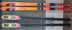 SALOMON 1080 MOGUL 180cm + PX12Ti サロモン モーグル LOOK