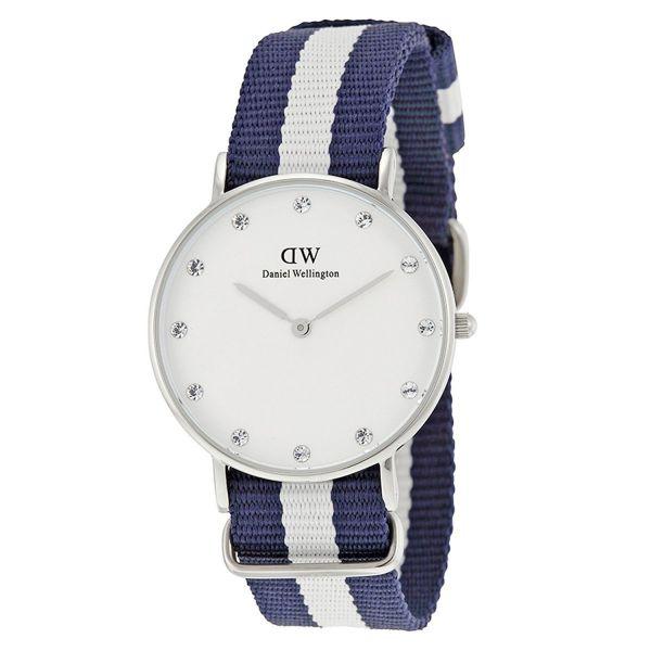 ダニエル ウェリントン レディース ウォッチ 0963DW 34mm時計