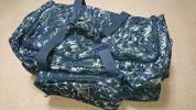 【米海軍放出】CODE ALPHA ホイール付きダッフルバッグ