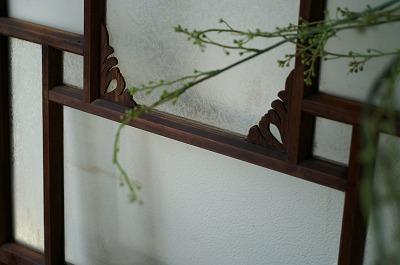 古い洋館/結霜ガラス/アンティーク/ドア/ケビント建具/扉/戸B_画像3