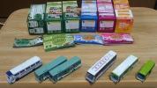 バスコレクション 国際興業バス 5台 ミニバス 1台 バスコレ