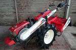 ヤンマー YA80 ディーゼル耕耘機 セル付き 水平自動 爪新品