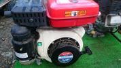 【点検整備済み】ヤンマーガソリンエンジンGA240 8・5馬力セル付