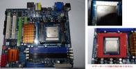 ASROCK 939A785GMH/128M + AMD Opteron 185(Socket939) + KABUTO(兜)クーラー(scythe製)  ワケあり説明