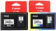 ★新品未開封Canon純正BC-341XL・BC-340XL 大容量2個セット