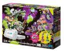 【新品未開封】Wii U スプラトゥーン セット 保証書同梱
