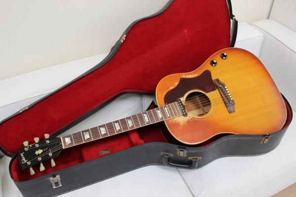 Gibson 1969年製 J-160E ビートルズサウンド ギブソンビンテージギター レギュラーネック J160E