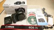 Canon キャノン EOS 7D ボディ 中古美品