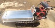 共立 運搬車 KDG91 ミニクローラ運搬車 動作品