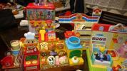 アンパンマン/コンビニ/パン屋さん/病院/おもちゃセット