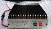 東野電気株式会社 TONO 4M-70G UHF ALL MODE LINER AMPLIFIER 430MHZ リニアアンプ