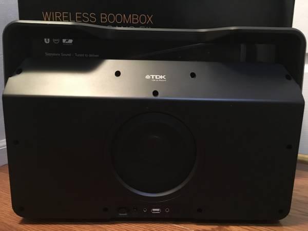 TDK A73 Bluetoothスピーカー ブルートゥース ワイヤレス